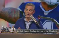 Colin Cowherd admits he was wrong about the Dallas Cowboys