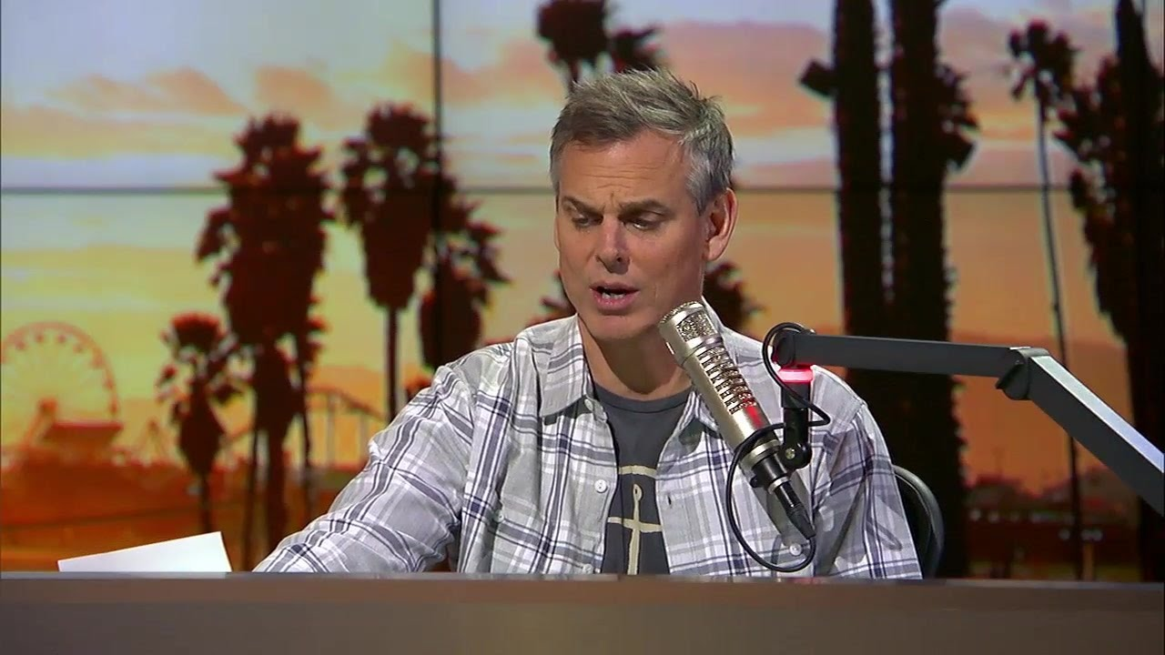 Colin Cowherd thinks Baylor Football should have their program shut down