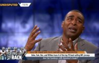 Cris Carter says the Dallas Cowboys are not America's Team