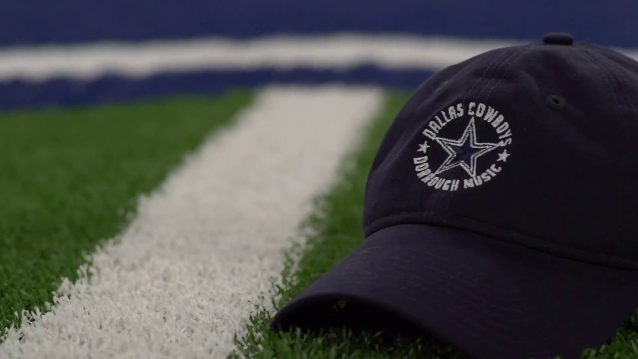 Dallas rapper Dorrough teams up with the Dallas Cowboys for new collection hat