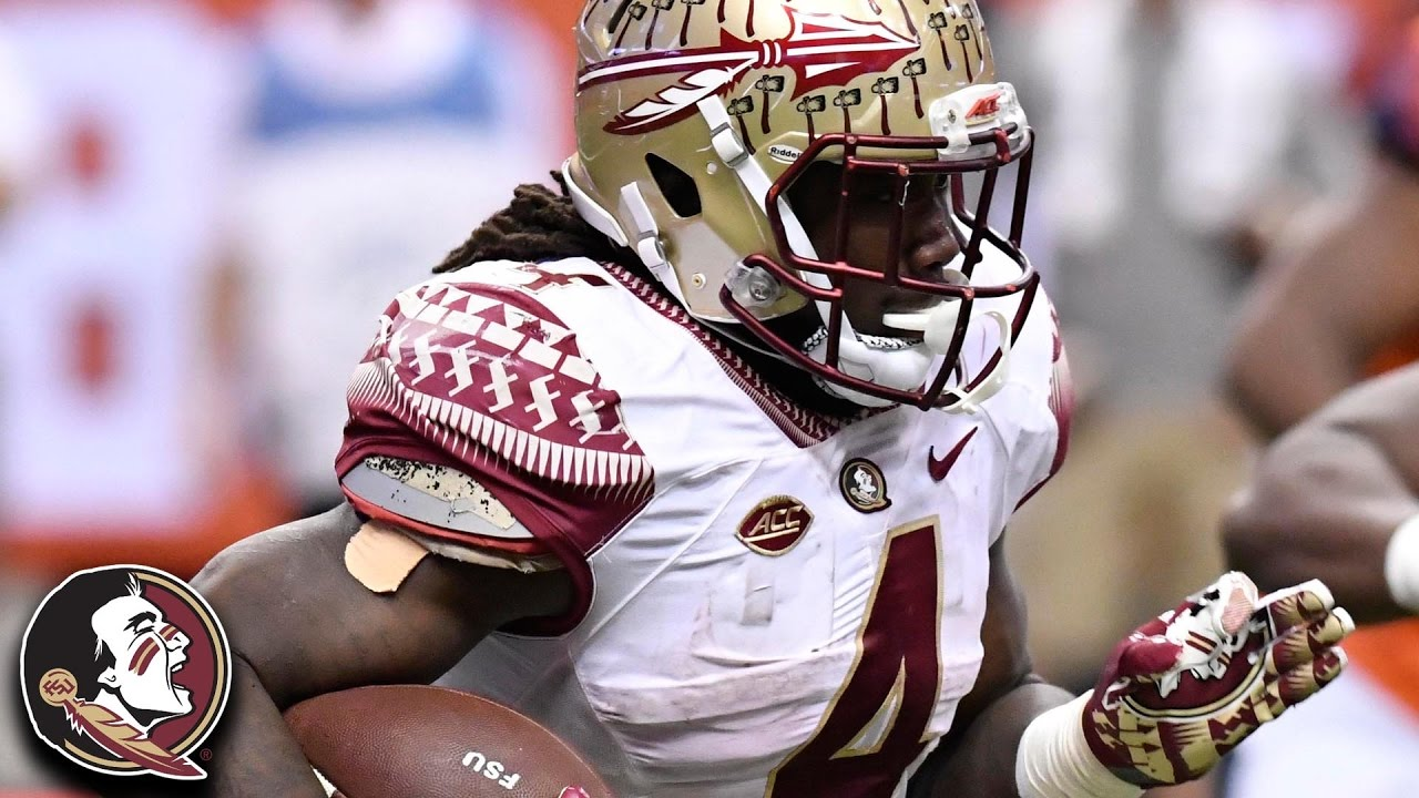Dalvin Cook becomes the all-time leading rusher at Florida State