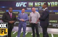 Dana White talks UFC 205 & Ronda Rousey with FOX Sports NFL Sunday