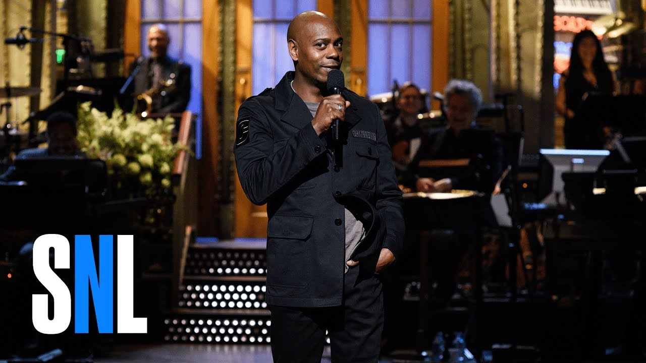 Dave Chappelle Stand-Up Monologue on Saturday Night Live