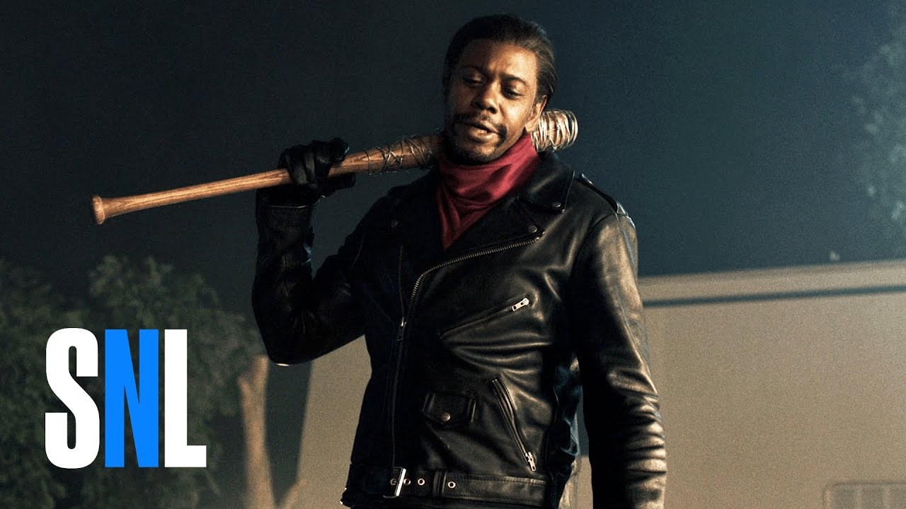 Dave Chappelle's Walking Dead parody on SNL