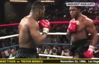 Iron Mike Mondays: Mike Tyson vs. Trevor Berbick in 1986