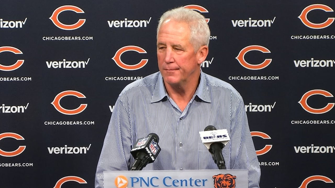 John Fox speaks on Alshon Jeffery's PED suspension