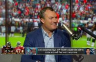 John Lynch speaks on Eric Dickerson & Jeff Fisher's feud involving the Rams