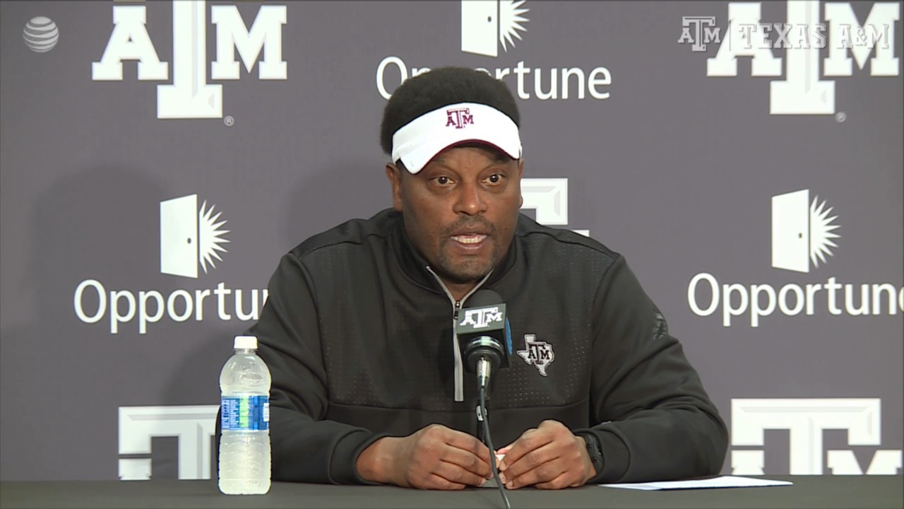 Kevin Sumlin speaks on Texas A&M's blowout loss to LSU
