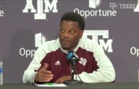 Kevin Sumlin speaks on the Aggies stunning last minute loss to Ole Miss