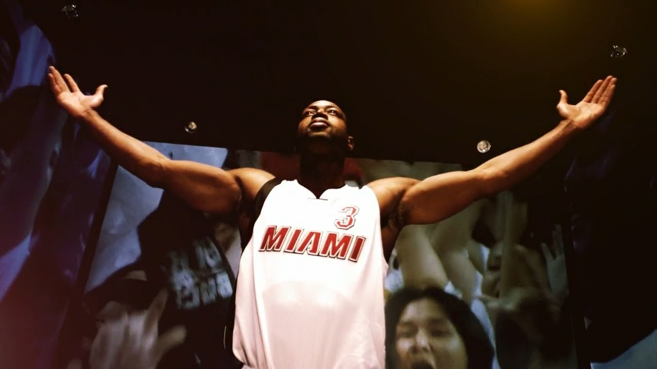 Miami Heat's tribute video to Dwyane Wade