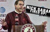 Nick Saban blows up on reporter over College Football Playoff question