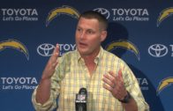 Philip Rivers discusses the Chargers 43-35 win against the Titans