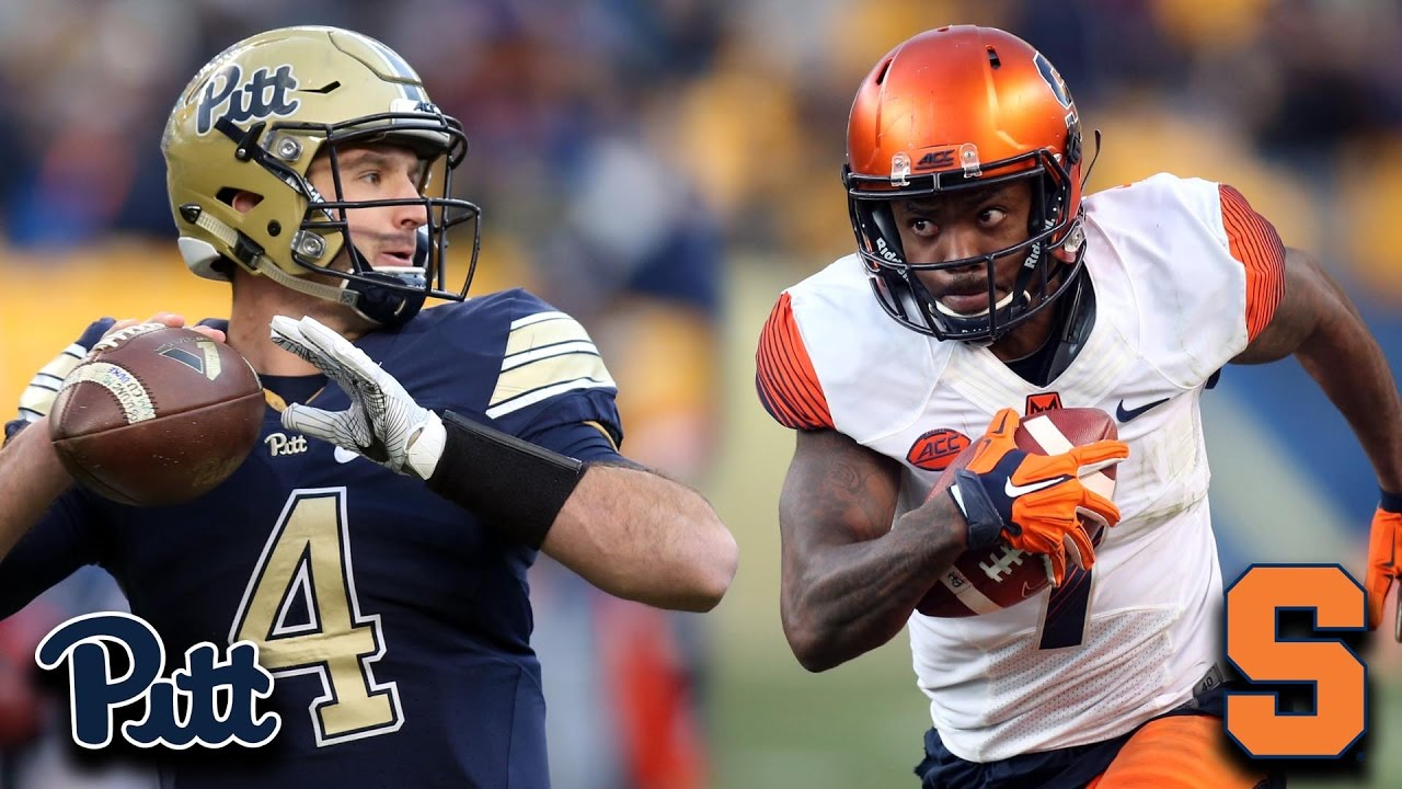 Pittsburgh & Syracuse set College Football scoring record with 20 total touchdowns