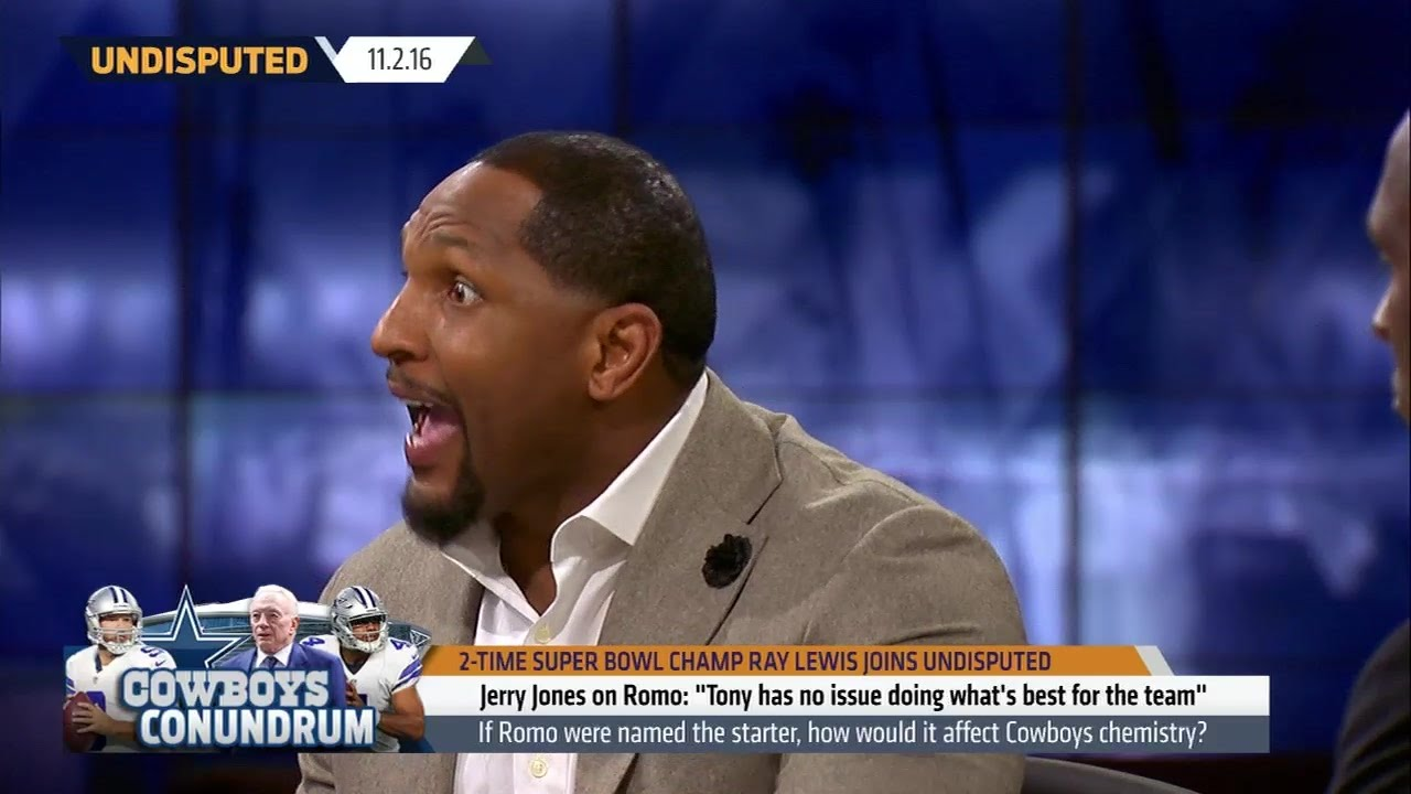 Ray Lewis answers the question of the NFL season: Dak Prescott or Tony Romo?