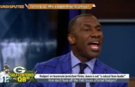 Shannon Sharpe rips Packers QB Aaron Rodgers