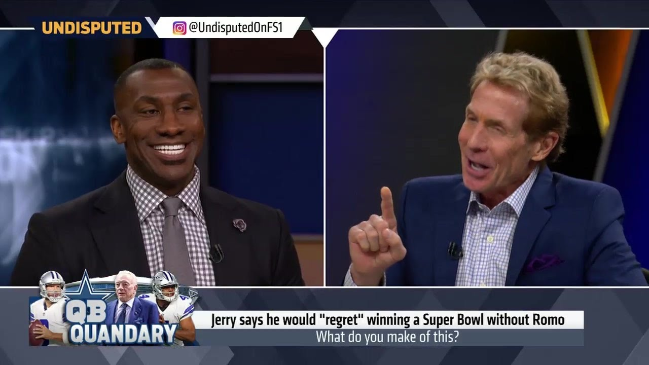 Skip Bayless says Jerry Jones would be making his biggest mistake to bench Dak Prescott