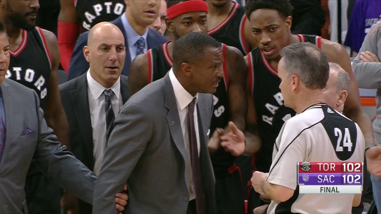 Terrence Ross' game tying buzzer beater gets waved off after review