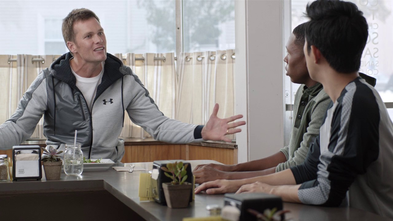 Tom Brady rips Roger Goodell in new Foot Locker commercial