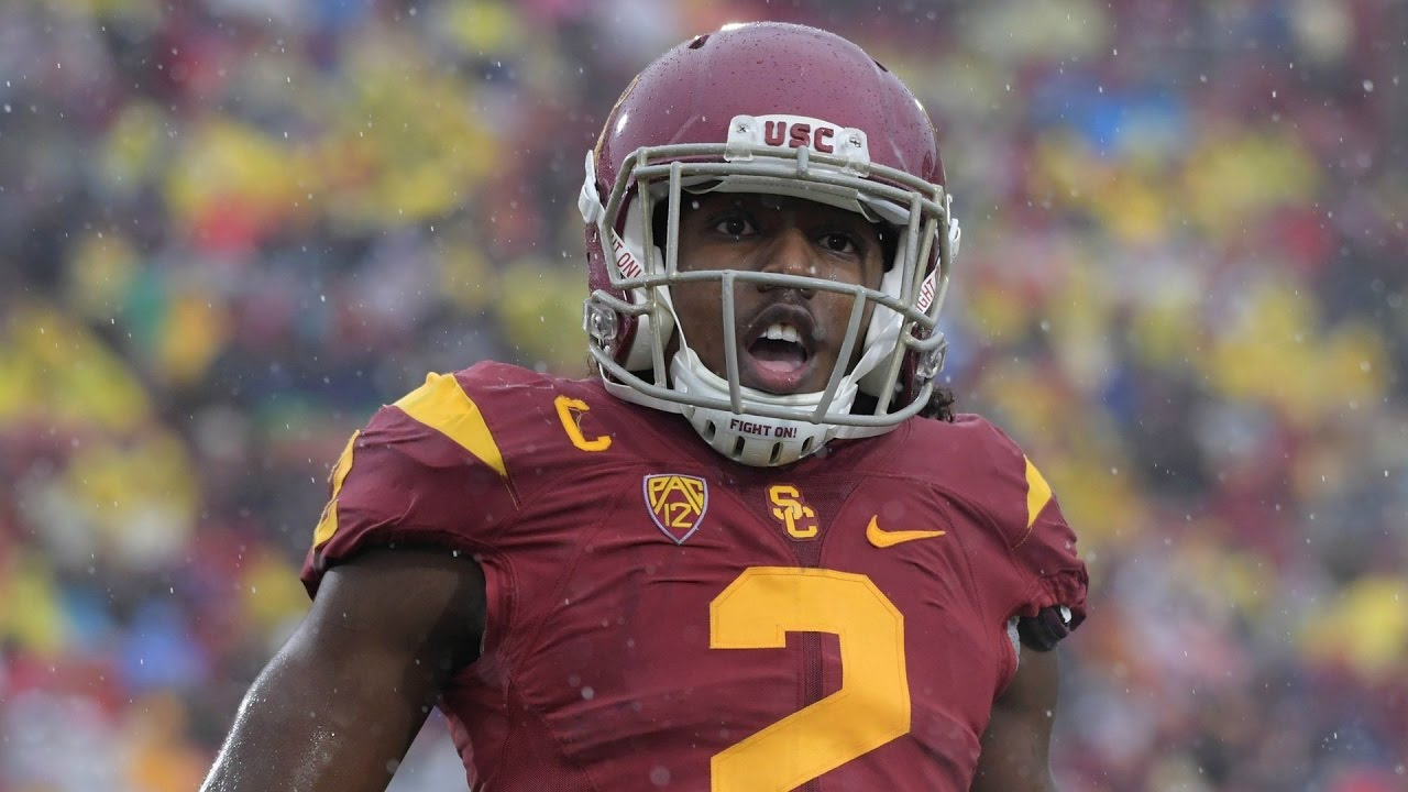 USC's Adoree' Jackson scores 3 Touchdowns in win over Notre Dame