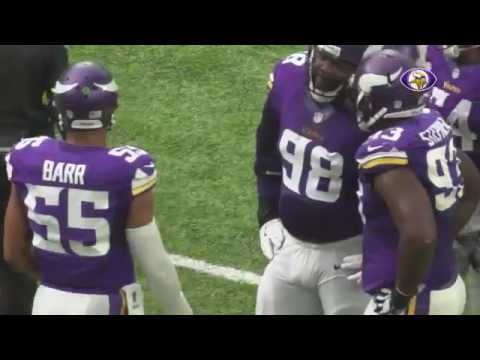 Vikings linebacker Anthony Barr wired for Vikings vs. Cardinals