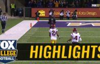 Washington's John Ross breaks USC's Adoree' Jackson's ankles for 70 yard touchdown