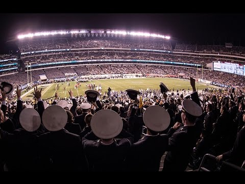 A look inside the Army Football & Navy Football rivalry