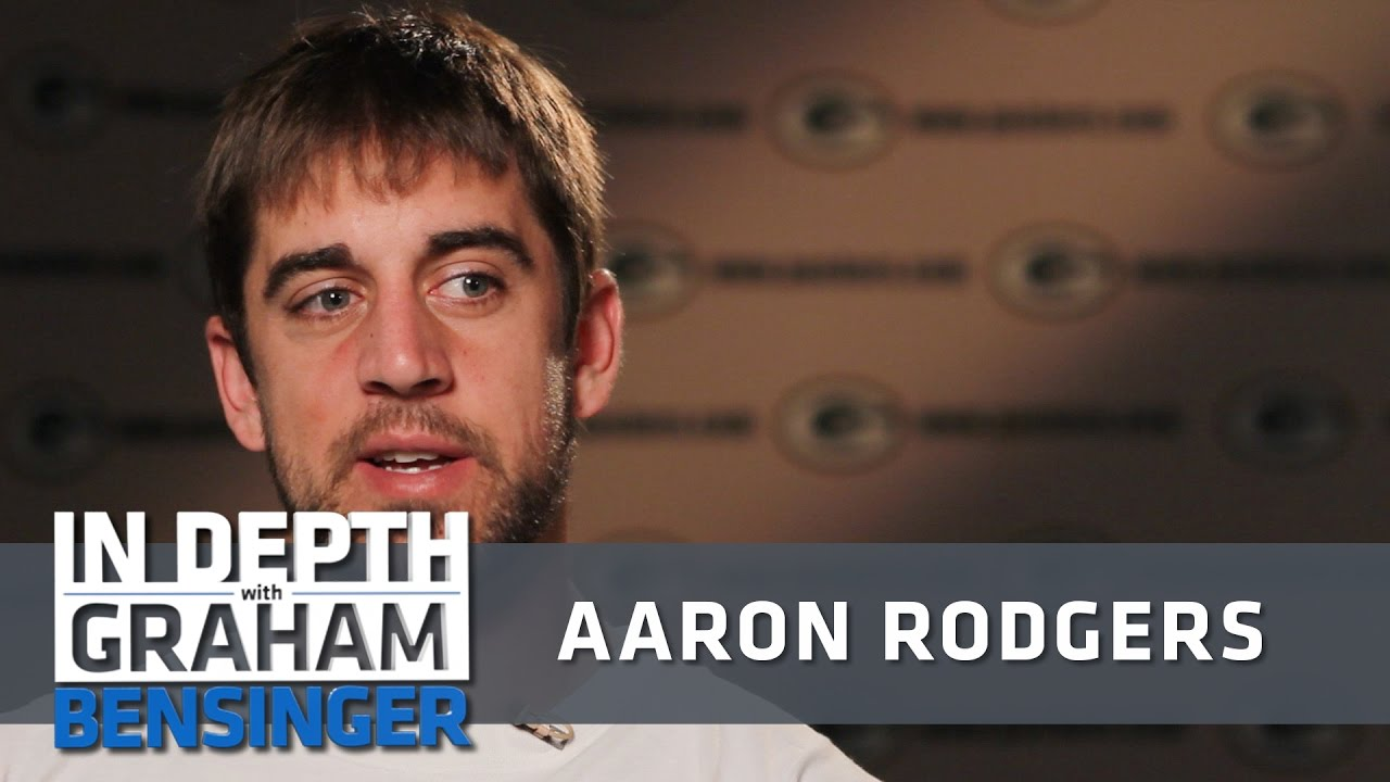 Aaron Rodgers speaks on the time he almost quit football
