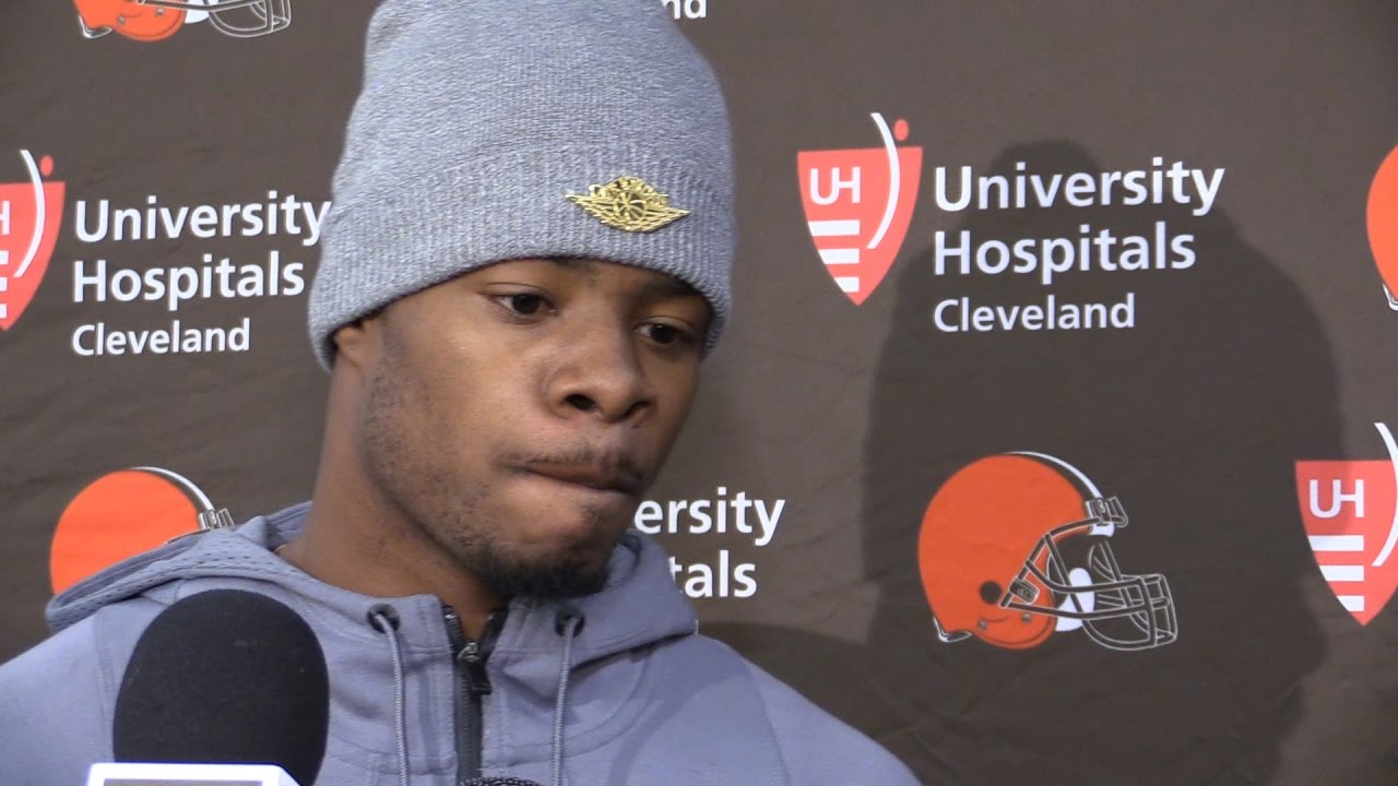 Browns' Corey Coleman says
