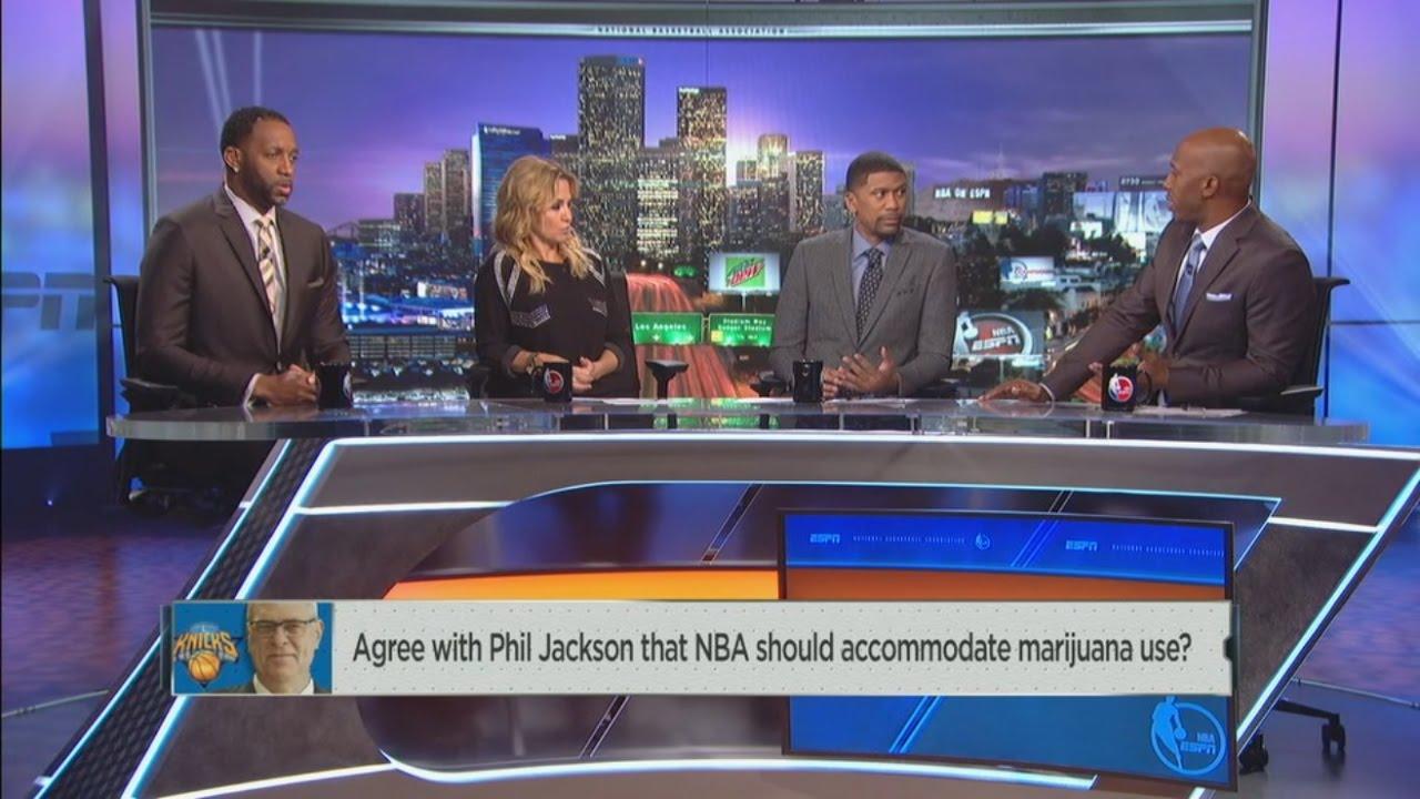 Chauncy Billups says his former teammates played better when using marijuana