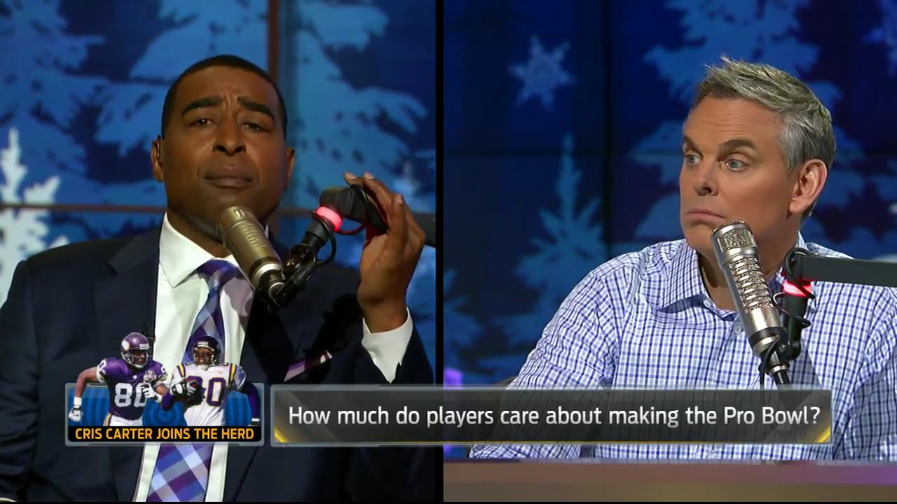 Cris Carter offers insight into 2016 Pro Bowl selections