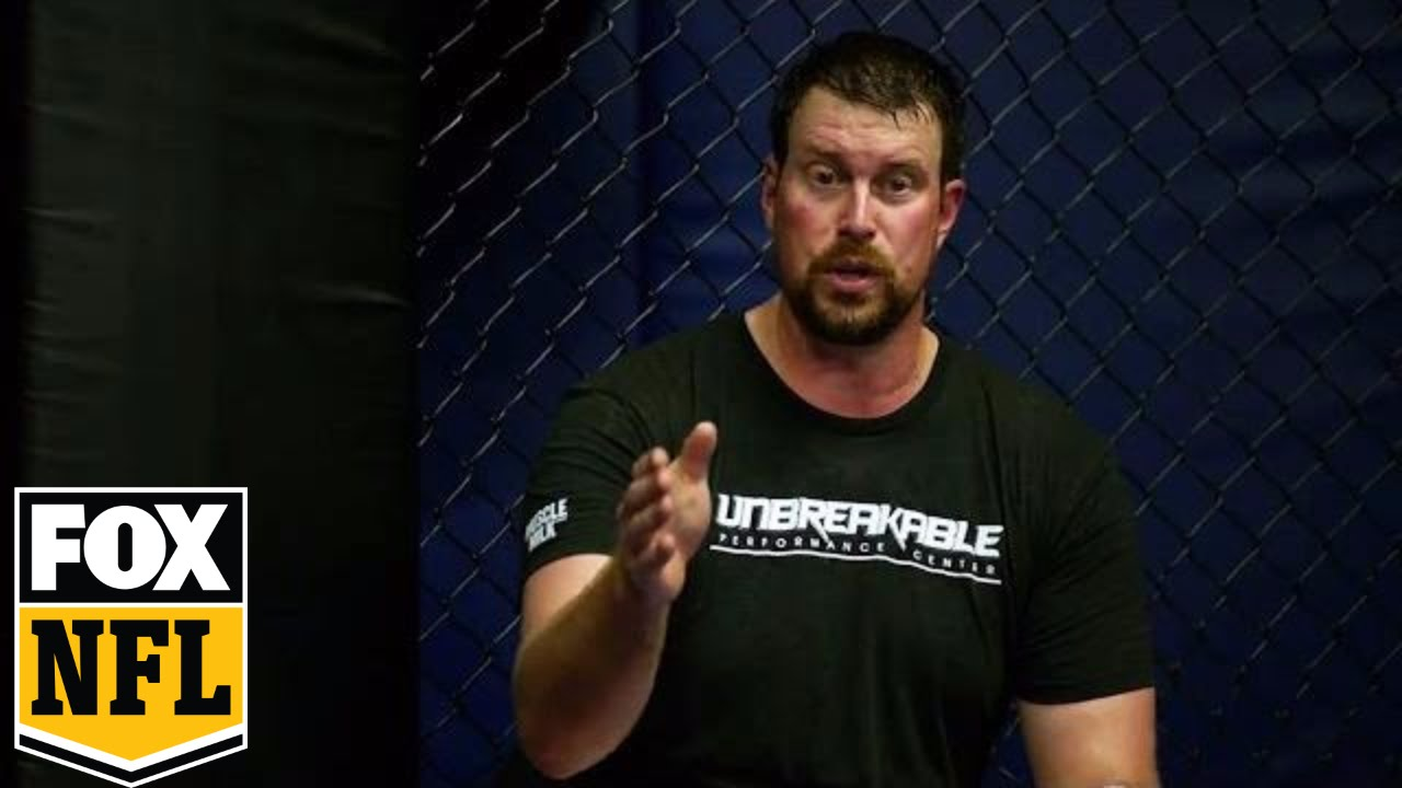 Ex-NFL QB Ryan Leaf finds purpose in helping recovering addicts