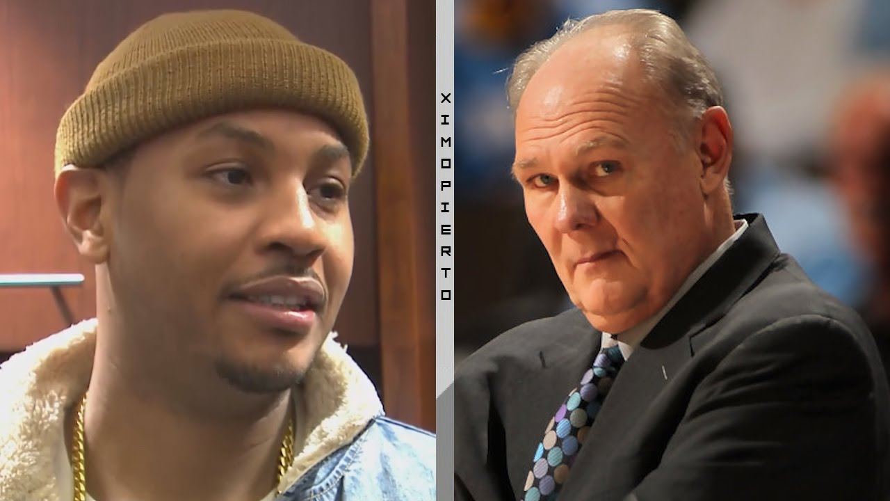 George Karl rips Carmelo Anthony in his new book