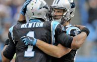 Greg Olsen reflects on making NFL history with 3 straight 1,000-yard seasons