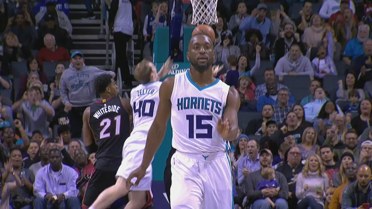 Kemba Walker with a nomination into the Shaqtin' Hall of Fame