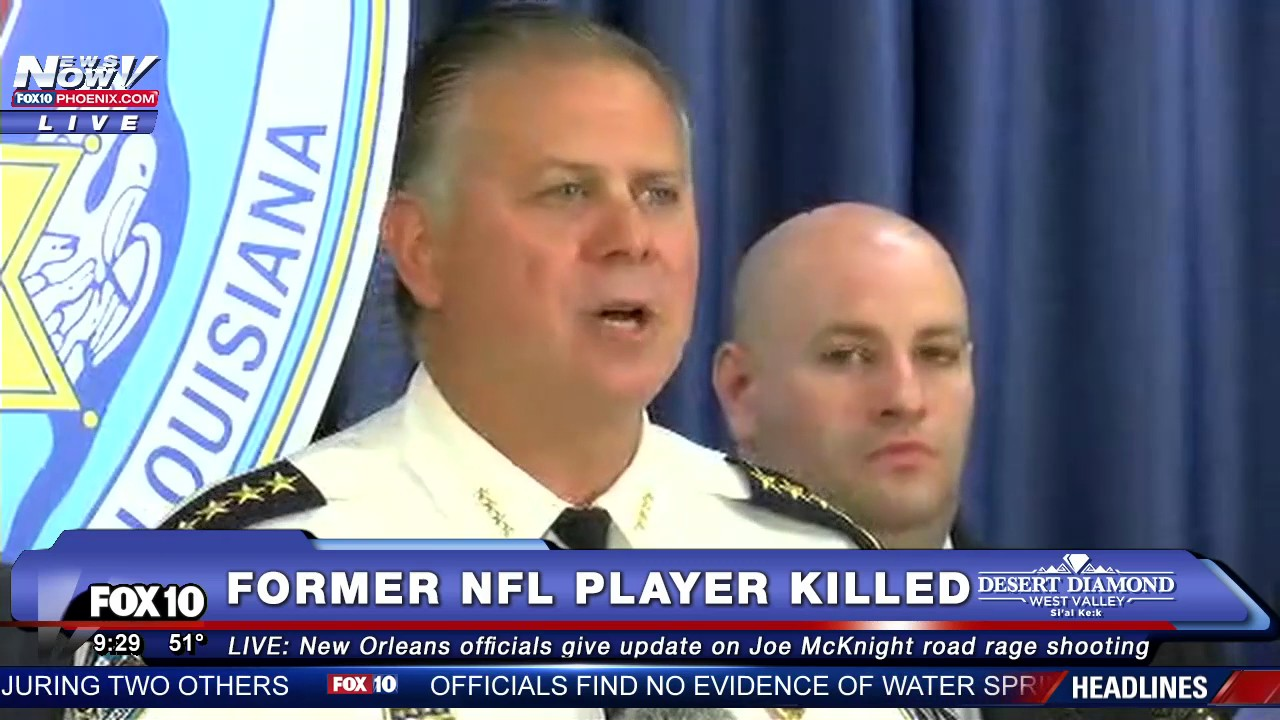 Louisiana sheriff speaks on the threats they've received over Joe McKnight investigation