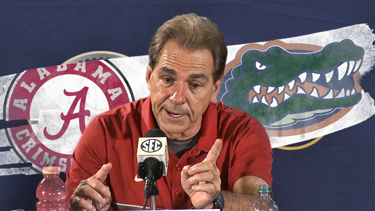 Nick Saban speaks on Alabama's third straight SEC Championship