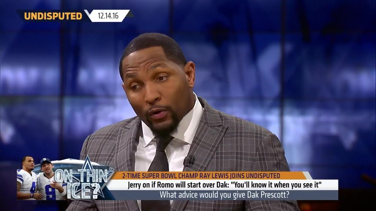 Ray Lewis shares his motivational message for Dak Prescott