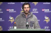 Sam Bradford speaks on the Vikings loss & potential no-calls vs. Cowboys
