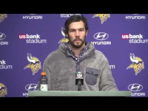 Sam Bradford speaks on the Vikings loss & potential no-calls vs. Cowboys
