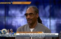 Snopp Dogg says Los Angeles Rams' coach Jeff Fisher needs to go