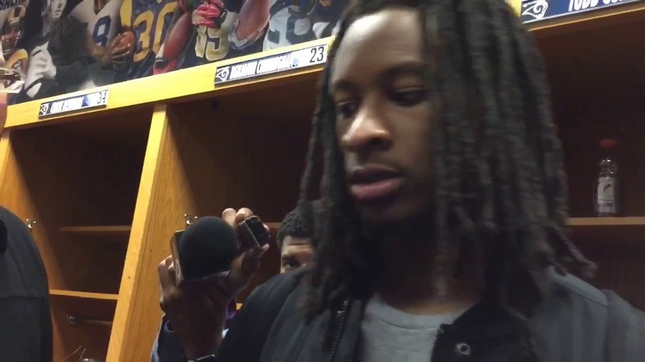 Todd Gurley says Rams looked like