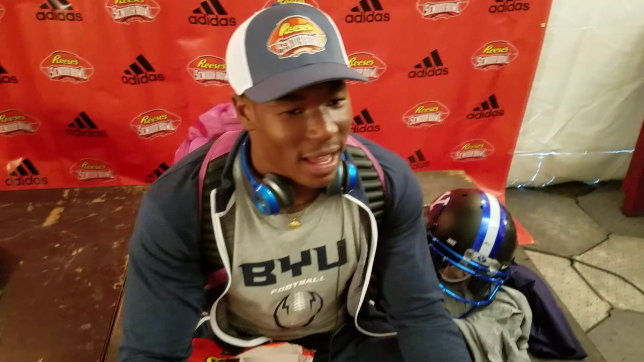 BYU's Jamaal Williams answers the big question: DC or Marvel? (FV Exclusive)