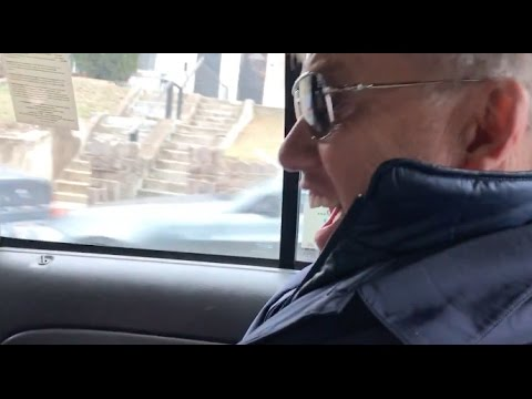 Cab driver says John Elway is the best QB of All Time but doesn't realize Elway is in his back seat