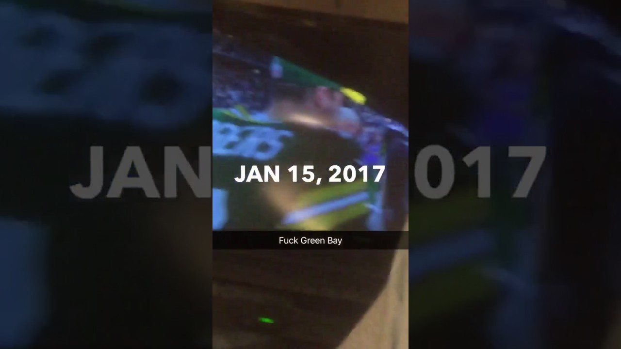 Cowboys fan breaks TV after playoff loss to Green Bay