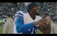 """Dez Bryant says """"make sure you watch us at home"""" to Philadelphia Eagles fans"""