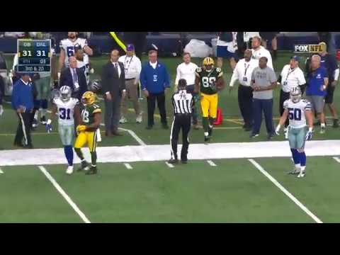 Green Bay's Jared Cook makes unbelievable catch to set up Packers playoff win