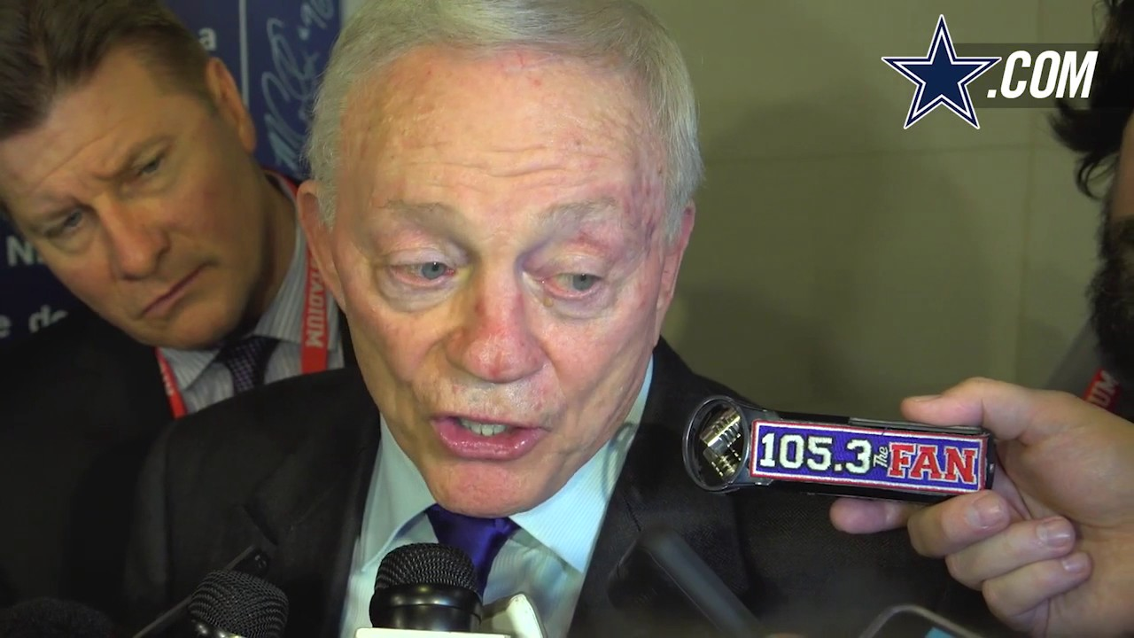 Jerry Jones says he knows his team is capable of going