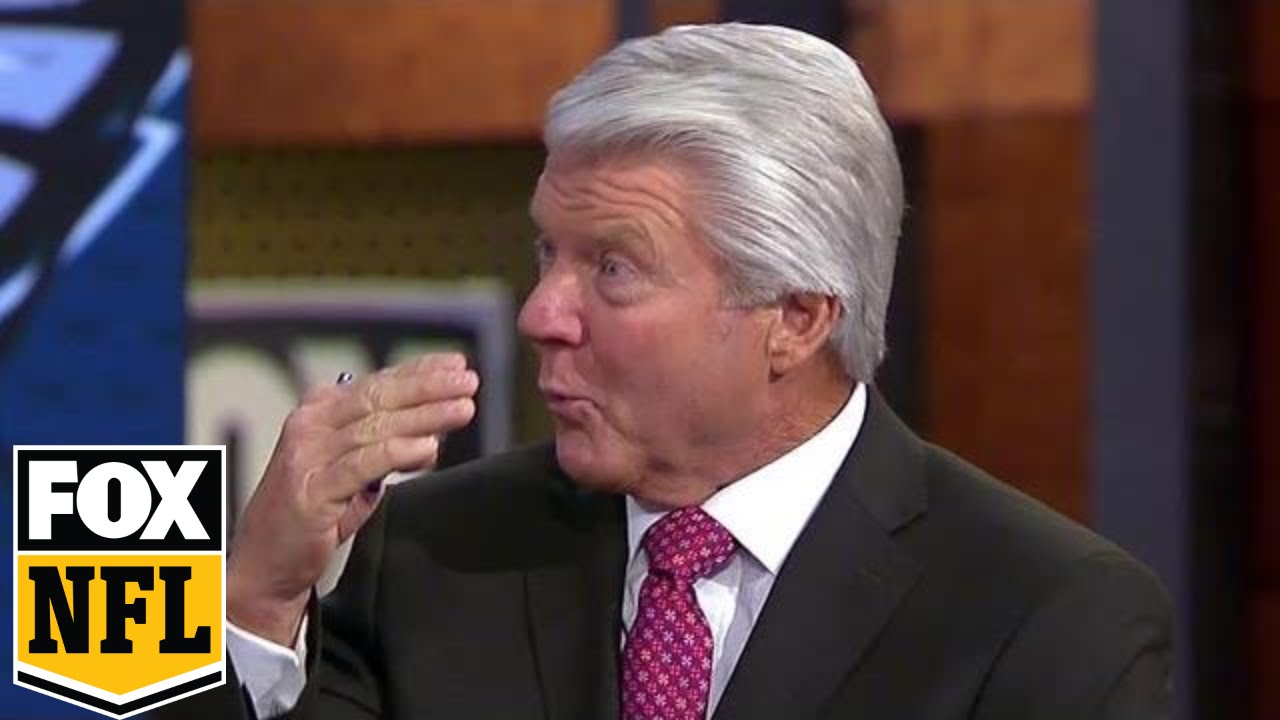 Jimmy Johnson reacts to Tony Romo's Week 17 performance