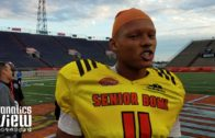 Josh Dobbs gives his Super Bowl 51 pick: New England or Atlanta? (FV Exclusive)