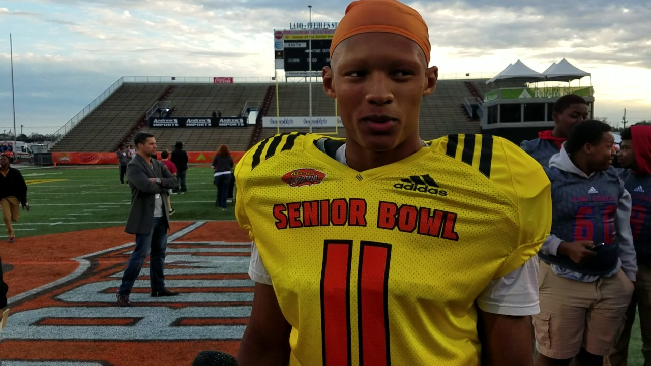 Josh Dobbs speaks on his experience at the 2017 Senior Bowl (FV Exclusive)